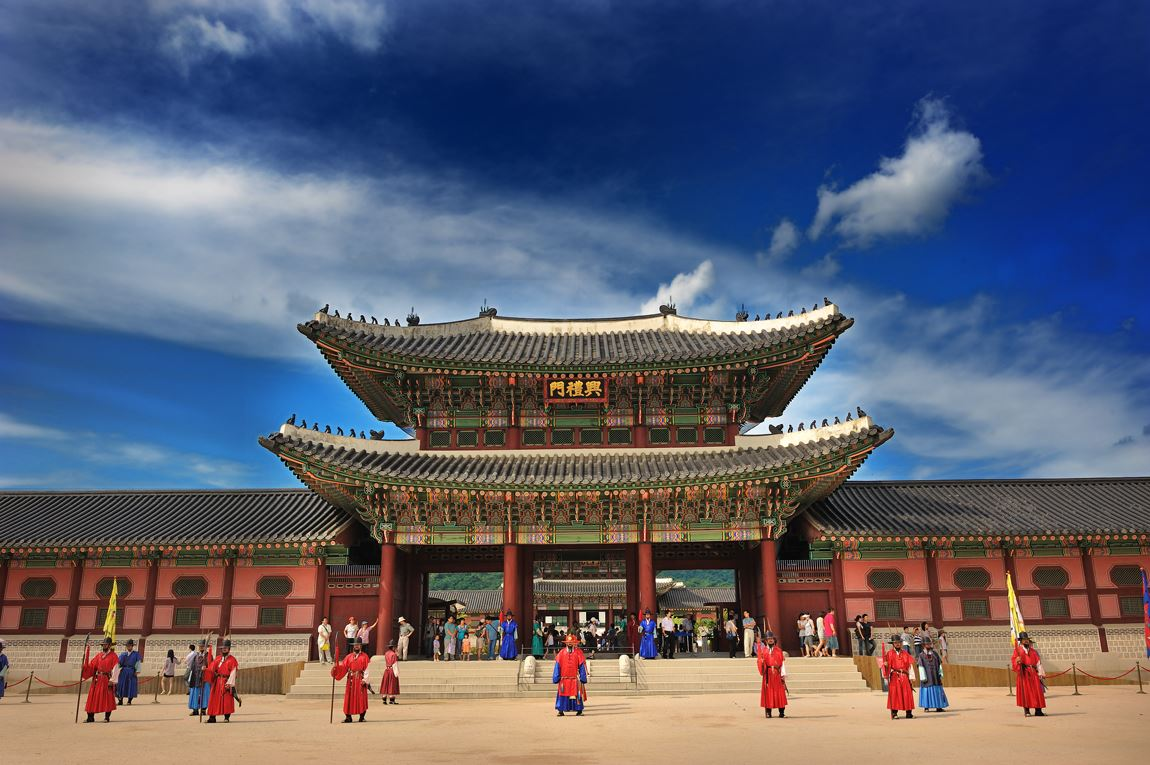 Du Lịch Hàn Quốc khám phá xứ sở Kimchi 5 ngày 4 đêm