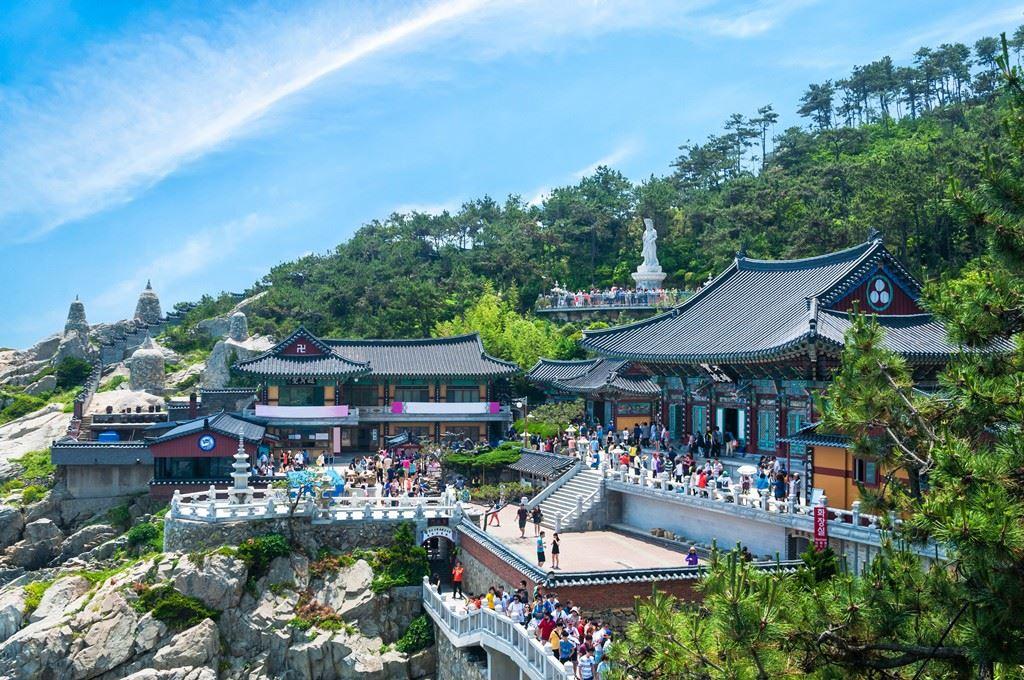 Du Lịch Hàn Quốc mùa Thu - Daegu - Gyeongju – Busan 5 ngày 4 đêm