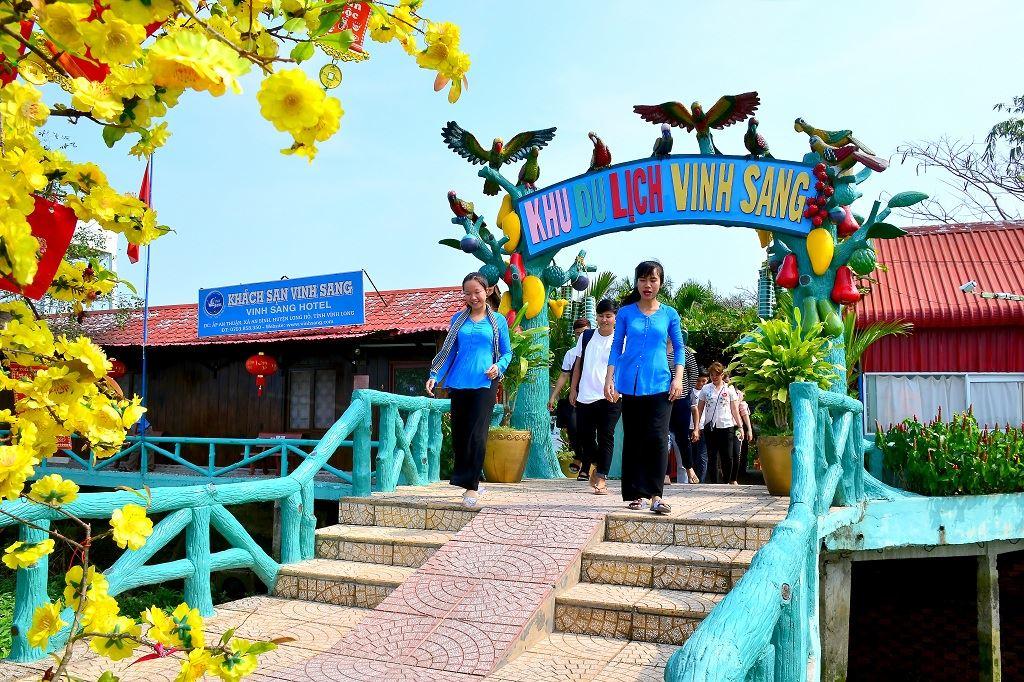 Du Lịch Đồng Tháp (Vườn Cò Sa Đéc) - Vinh Sang 3 Ngày 2 Đêm
