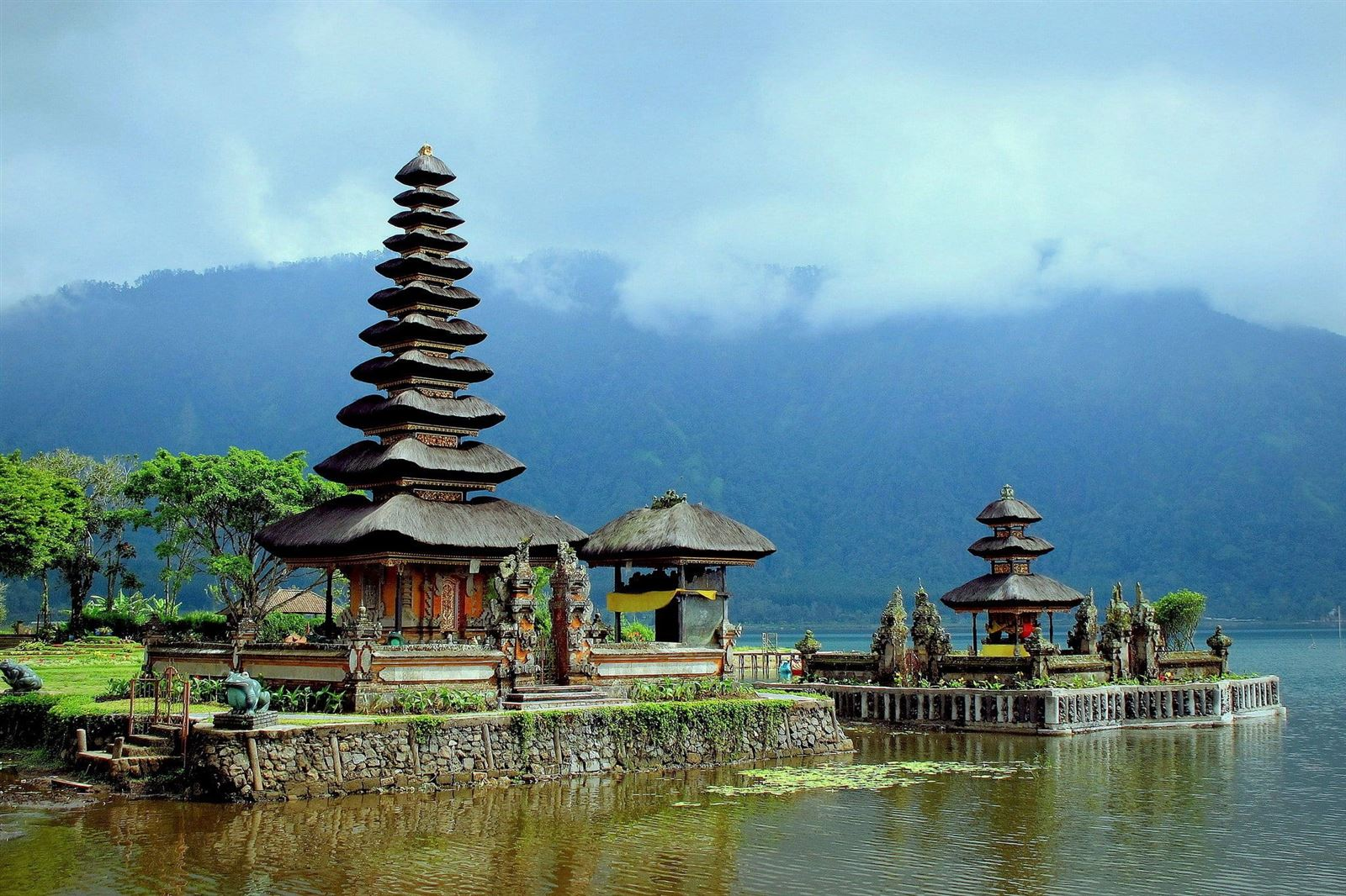 Du Lịch Indonesia - Bali - Đền Tanah Lot 4 ngày 3 đêm