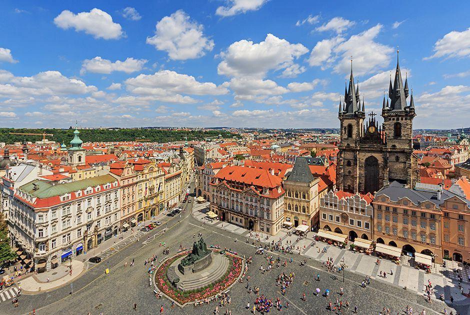 DU LỊCH  ĐÔNG ÂU: HUNGARY – SLOVAKIA – ÁO – SÉC 9 ngày 8 đêm