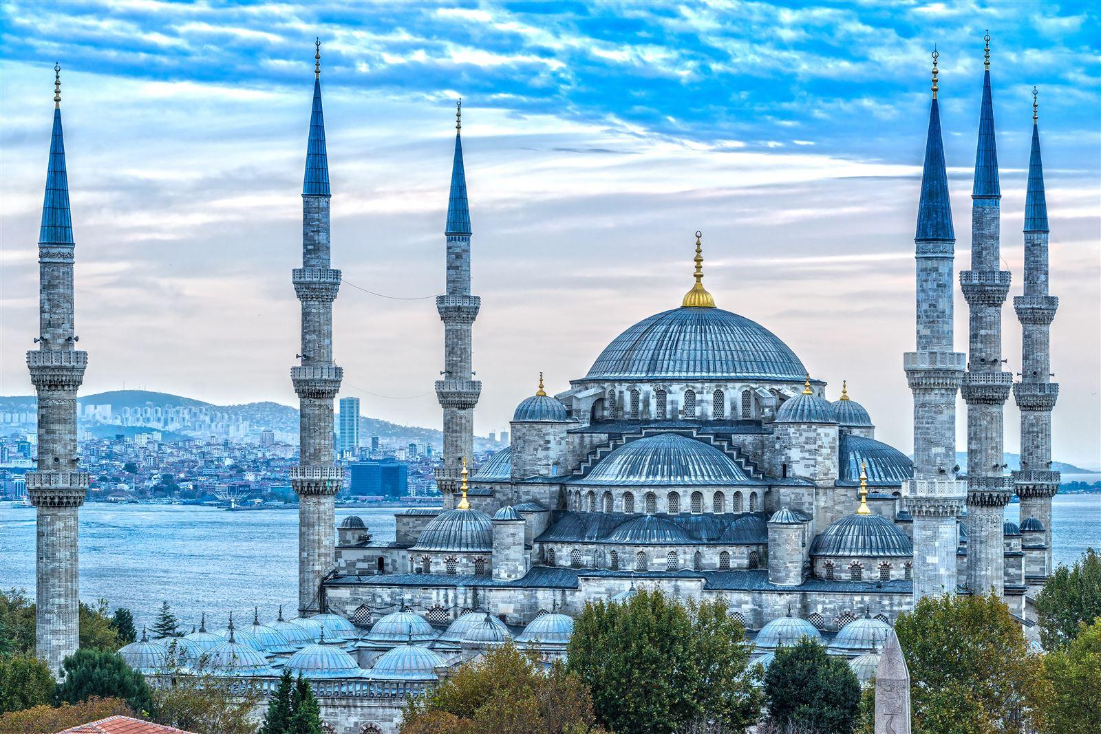 Du Lịch Thổ Nhĩ Kỳ - Hy Lạp 7 ngày 7 đêm