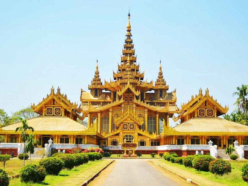 Du Lịch Myanmar - Lễ chùa đầu năm 5 ngày 4 đêm