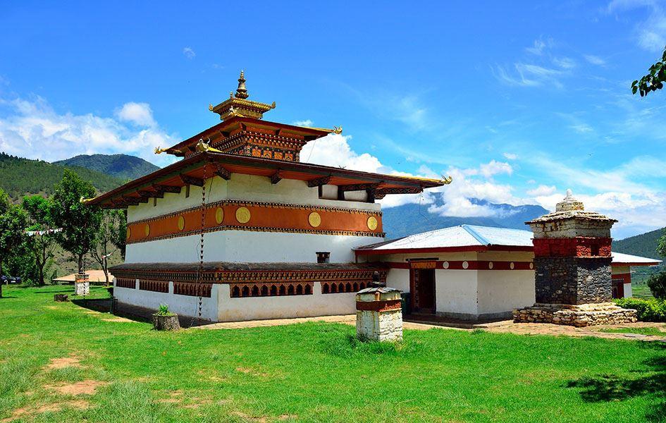Du Lịch Bhutan - Vương quốc hạnh phúc 5 ngày 4 đêm