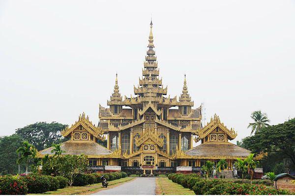 Myanmar dịp Tết âm lịch 4 ngày 3 đêm