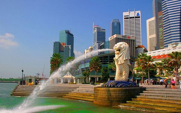 DU LỊCH SINGAPORE – SENTOSA – GARDEN BY THE BAY 4 NGÀY 3 ĐÊM