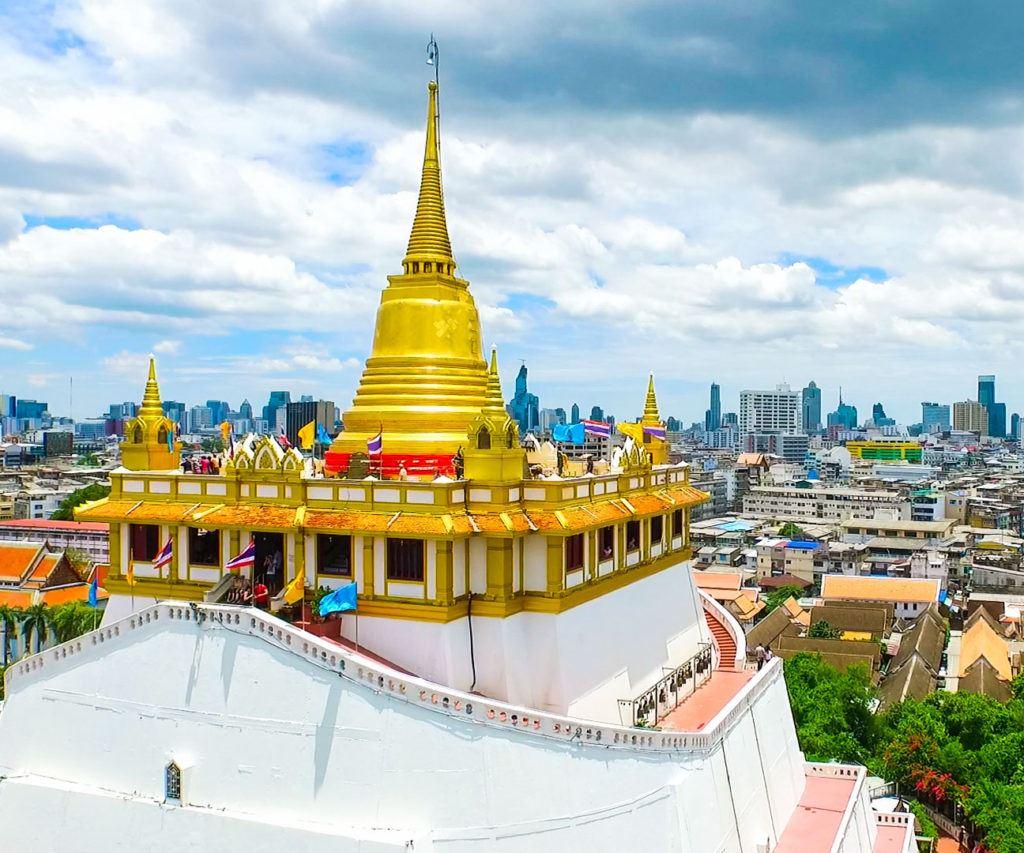 Du Lịch Thái Lan - BangKok - Pattaya - Wat Yannawa 5 ngày 4 đêm