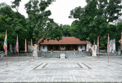 Du Lich Hà Nội - Chùa Tây Thiên - Đền Hai Bà Trưng - Hà Nội