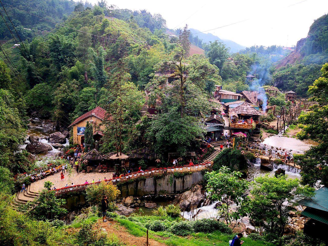Du Lịch Hà Nội - Hạ Long- Sapa - Fansipan 4 ngày 3 đêm