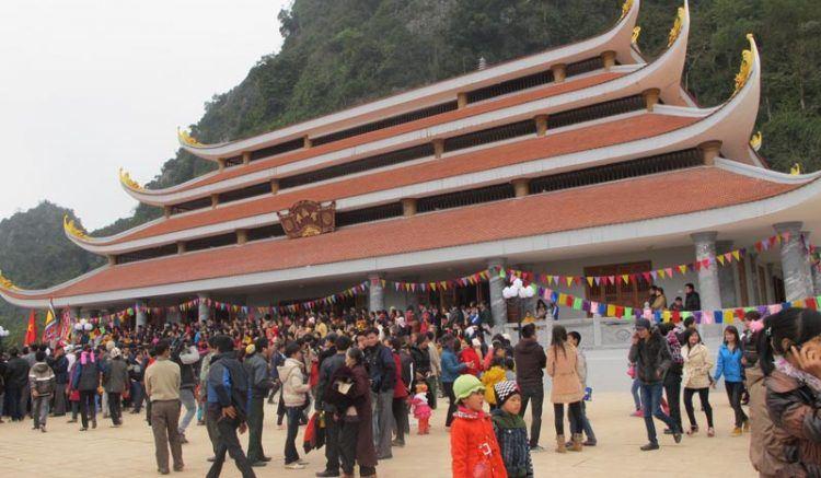 Du lịch Chùa Tiên – Động Phú Lão