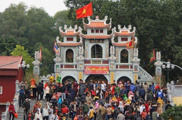 Du Lịch Lễ hội Đền Bà Chúa Kho - Chùa Dâu Bắc Ninh 1 ngày