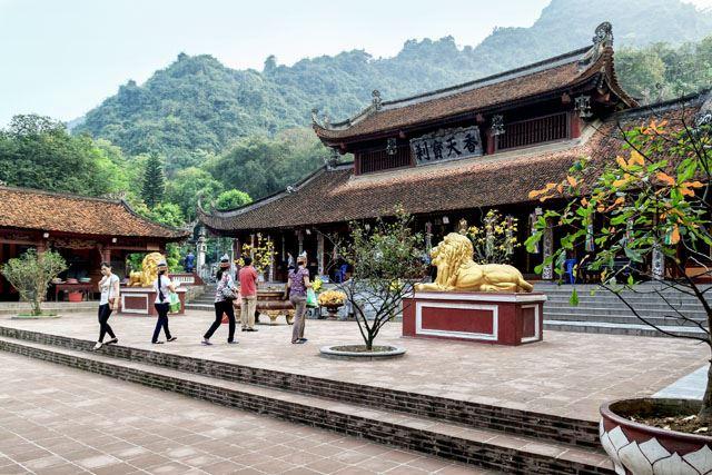 Du Lịch Lạng Sơn – Đền Bắc Lệ -Chợ Đông Kinh