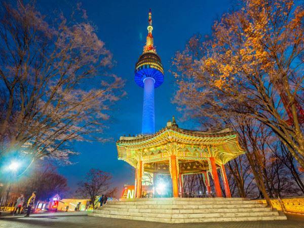 Du Lịch Hàn Quốc mùa Hè Seoul - Everland - Đảo Nami 5 ngày 4 đêm
