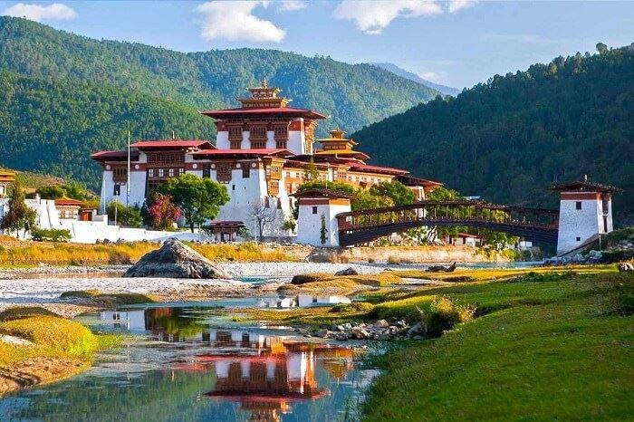 Du lịch Bhutan 6 ngày 5 đêm