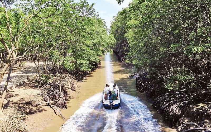 Du Lịch Hà Nội - Sài Gòn - Cần Giờ - Tây Ninh 3 Ngày 2 Đêm