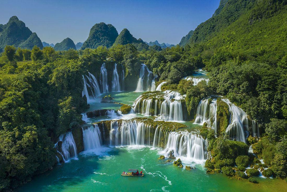 Tour du lịch Hồ Ba Bể - Thác Bản Giốc Cao Bằng 3 Ngày 2 Đêm