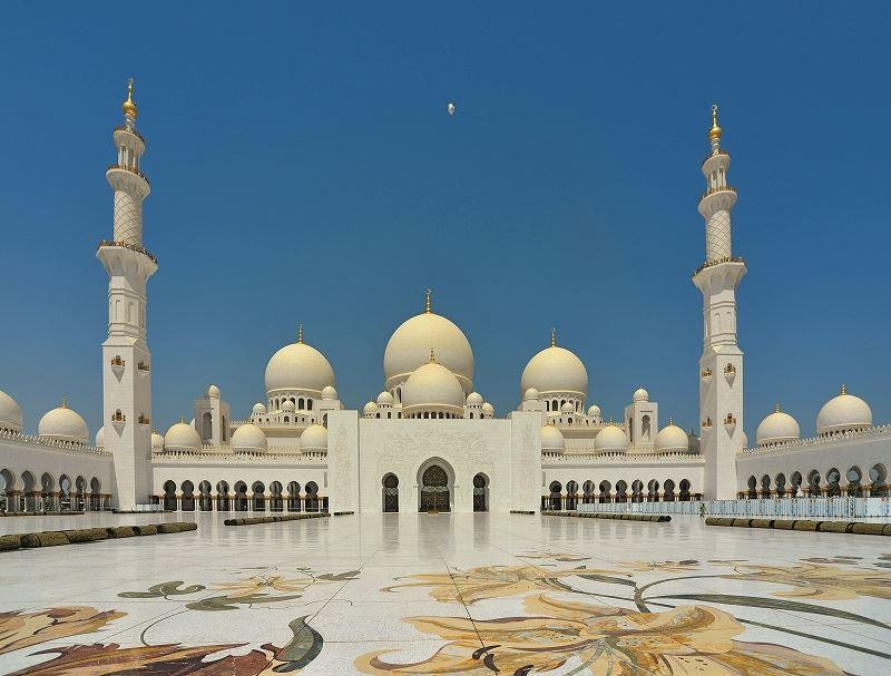 Du Lịch Dubai - Abu Dhabi 6 ngày 5 đêm