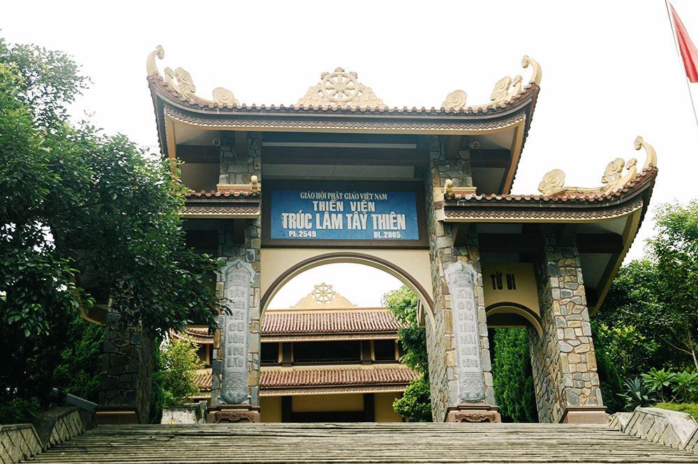Du Lịch Tây Thiên - Thiền Viện Trúc Lâm - Tam Đảo 2 ngày 1 đêm