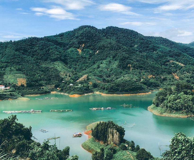 Du Lich Thung Nai - Suối Khoáng Nóng Kim Bôi
